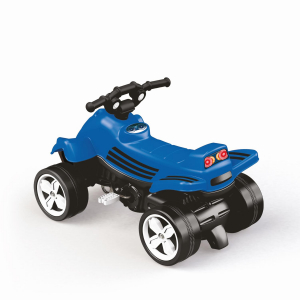 ATV cu pedale - Albastru1