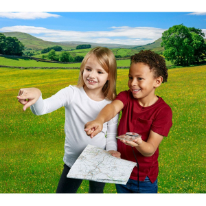 Aventuri in aer liber – Compass Brainstorm Toys E20623