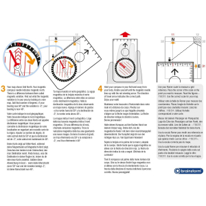 Aventuri in aer liber – Compass Brainstorm Toys E20626