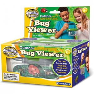 Aventuri in aer liber – Cutie cu lupa pt insecte Brainstorm Toys E20610