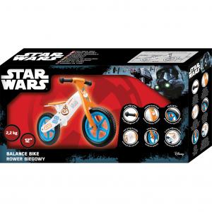 Bicicleta din lemn fara pedale 12 Star Wars Seven SV99111