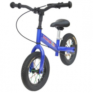 Bicicleta fara pedale 12 inch Explorer - Mamakids - Albastru [1]