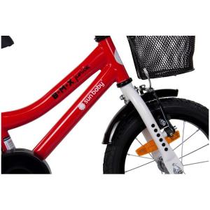 Bicicleta Sun Baby, BMX Junior 14, Rosu5