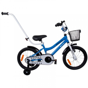 Bicicleta Sun Baby, BMX Junior 16, Albastru0