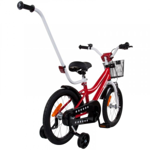 Bicicleta Sun Baby, BMX Junior 16, Rosu2