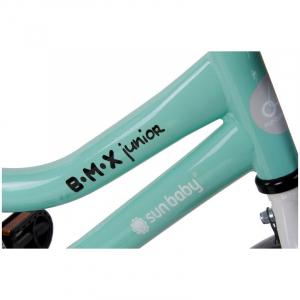 Bicicleta Sun Baby, BMX Junior 16, Turcoaz [6]