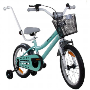 Bicicleta Sun Baby, BMX Junior 16, Turcoaz [2]