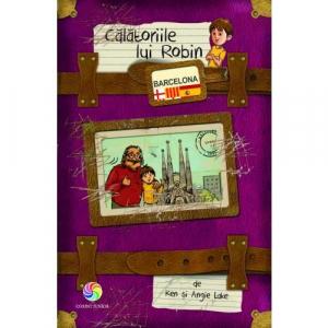 Caseta - Calatoriile lui Robin1