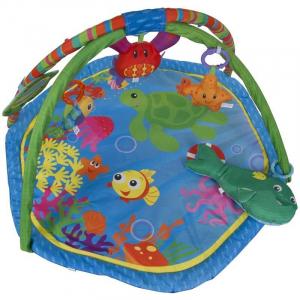 Centru de joaca cu pernita Ocean - Sun Baby1