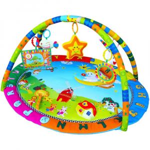 Centru de joaca cu sunete si lumini Zoo - Sun Baby0