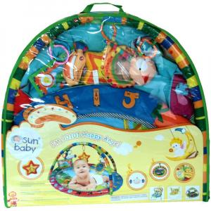 Centru de joaca cu sunete si lumini Zoo - Sun Baby1