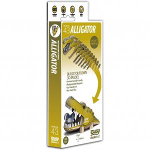 DIY Animale 3D Eugy Aligator Brainstorm Toys D50093