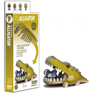 DIY Animale 3D Eugy Aligator Brainstorm Toys D50090