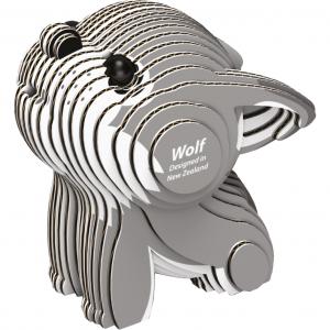 DIY Animale 3D Eugy Lup Brainstorm Toys D50084