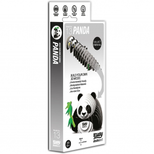 DIY Animale 3D Eugy Panda Brainstorm Toys D5003 [1]