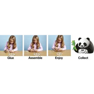 DIY Animale 3D Eugy Panda Brainstorm Toys D5003 [3]