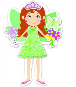 Fairy Friends: Set de creatie Zane magnetice4