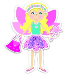 Fairy Friends: Set de creatie Zane magnetice3
