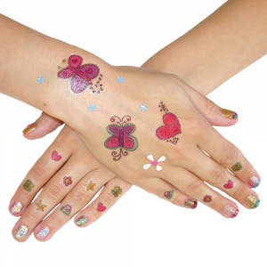 Fantastic Fashion: Set unghii artistice Nail Art1