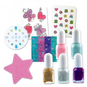 Fantastic Fashion: Set unghii artistice Nail Art2