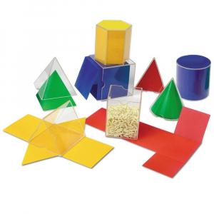 Forme geometrice pliante - 16 piese0