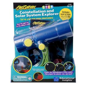 Geosafari - Telescop tip proiector3