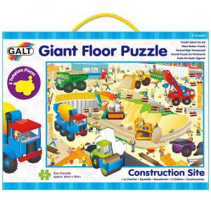 Giant Floor Puzzle: Santierul (30 piese)1