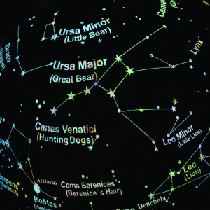 Glob 2 in 1 Pamantul si constelatiile Brainstorm Toys E2001 [3]