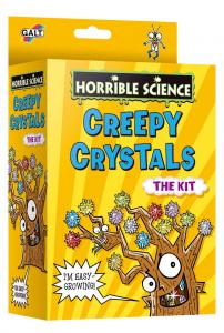 Horrible Science: Cristale ciudate3