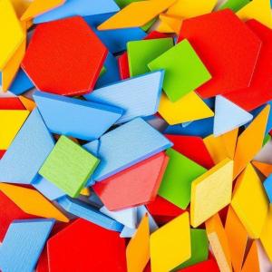 Joc creativ - Mozaic1