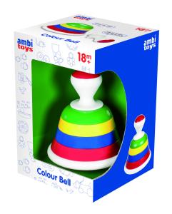 Joc de potrivire - Clopotelul colorat0