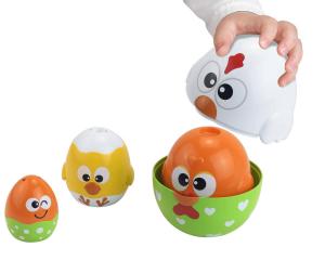 Joc de potrivire – Puiutii veseli1