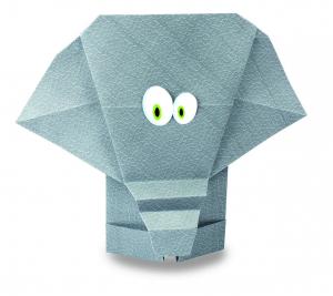 Joc Origami - Animalute salbatice1