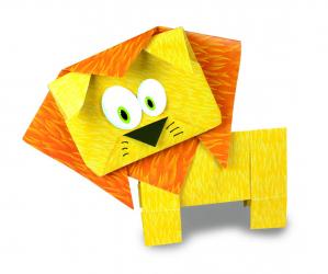 Joc Origami - Animalute salbatice3