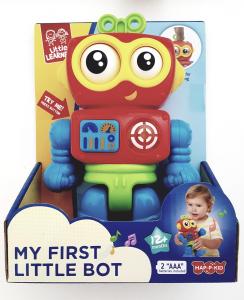 Jucarie interactiva – Primul meu robotel1