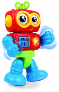 Jucarie interactiva – Primul meu robotel0