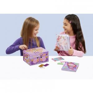 Kit Mozaic Cutie de Bijuterii Brainstorm Toys C72512