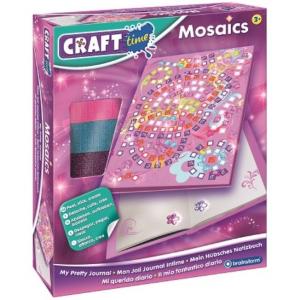 Kit Mozaic Jurnalul meu Secret Brainstorm Toys C72520