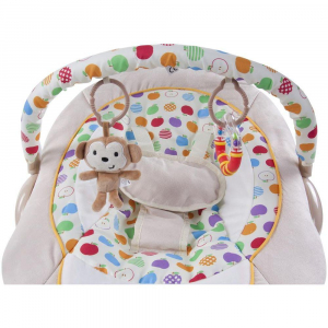 Leagan electric cu conectare la priza Monkey - Sun Baby1