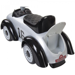 Masinuta fara pedale Blazer Sun Baby - Argintiu [5]