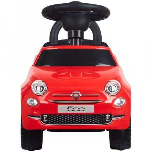 Masinuta fara pedale Fiat 500 - Sun Baby - Rosu3