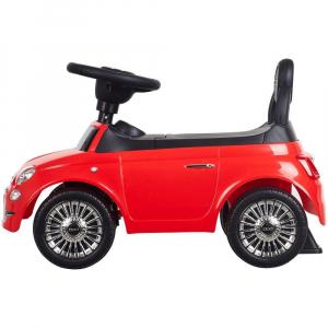 Masinuta fara pedale Fiat 500 - Sun Baby - Rosu1