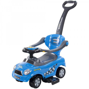 Masinuta Multifunctionala Coupe - Sun Baby - Albastru0