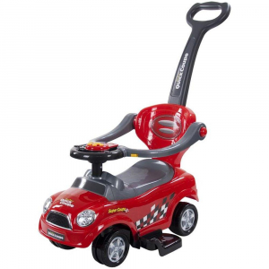 Masinuta Multifunctionala Coupe - Sun Baby - Rosu0