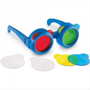 Ochelari pentru mixarea culorilor0