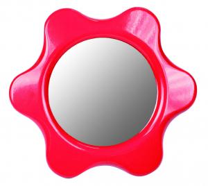 Oglinda floricica pentru bebelusi1