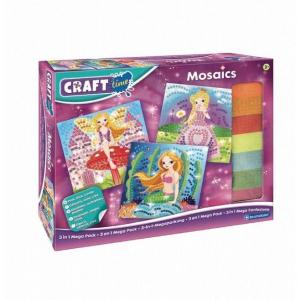 Pachet Kit Mozaic  3 in 1 Brainstorm Toys C72004