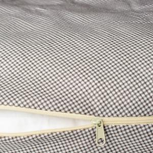 Perna pentru gravide si alaptat COMFORT GRID 170 cm cu poliester Womar Zaffiro AN-PK-17GR1