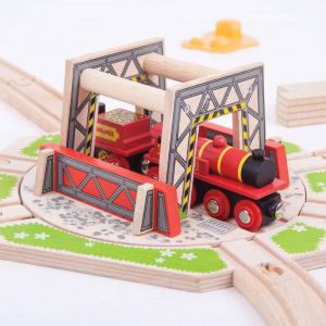 Platforma industriala rotativa1