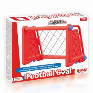 Poarta fotbal pentru copii - Rosie1